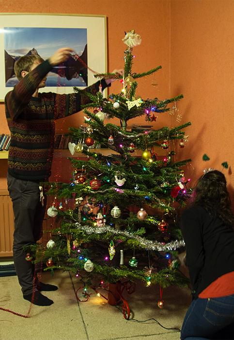 photoblog image Deck the halls