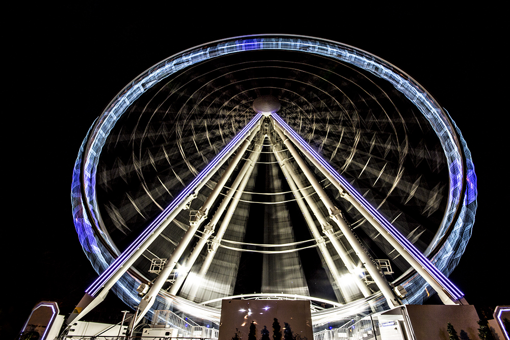 photoblog image The Yorkshire Wheel