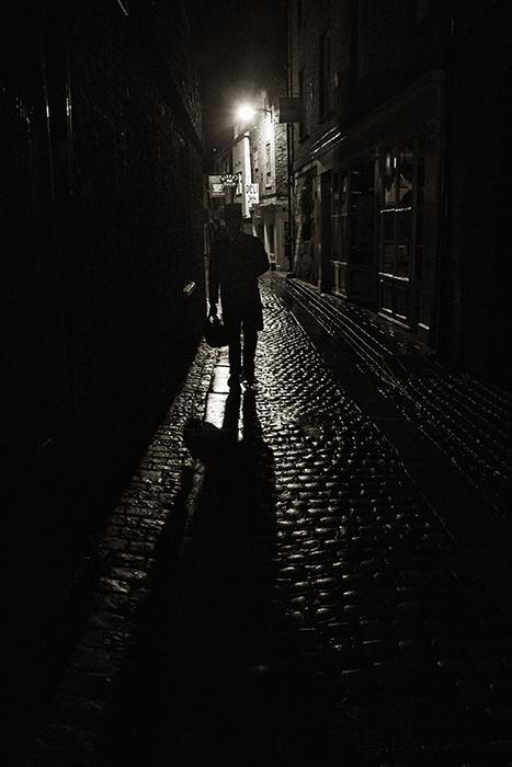 photoblog image Ghost walk