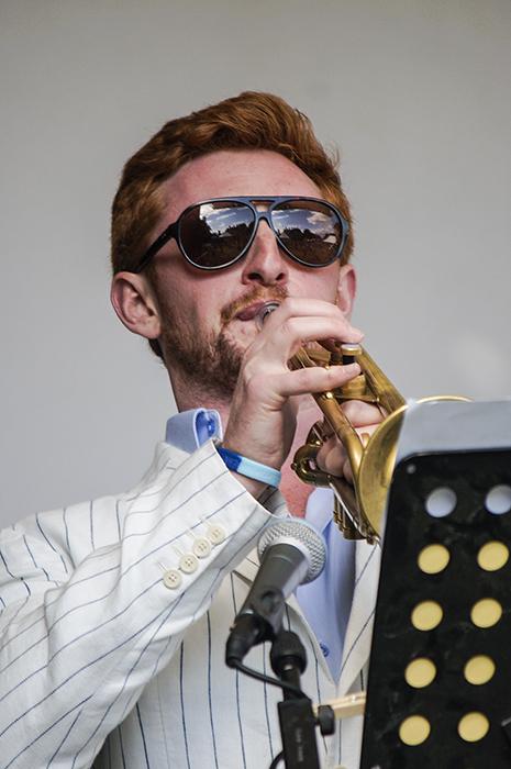 photoblog image Burton Agnes Jazz & Blues Festival 2014