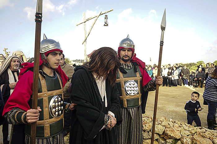 Passion Play on Gozo
