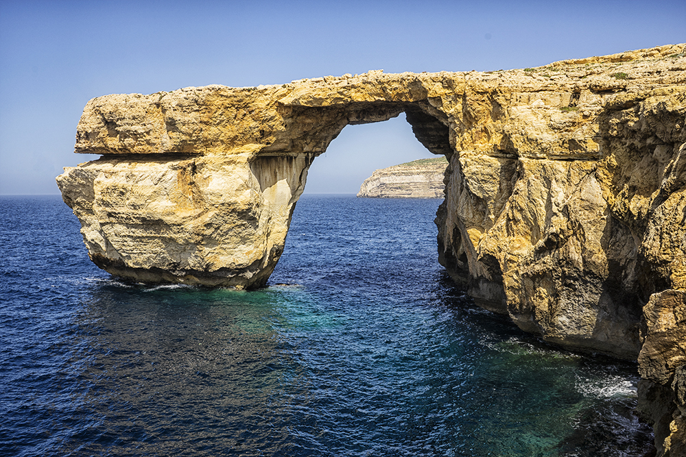 photoblog image the Azure Window