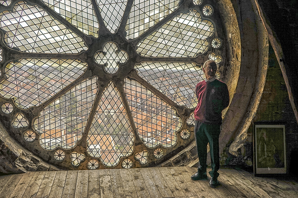 photoblog image A tour of Beverley Minster's roof