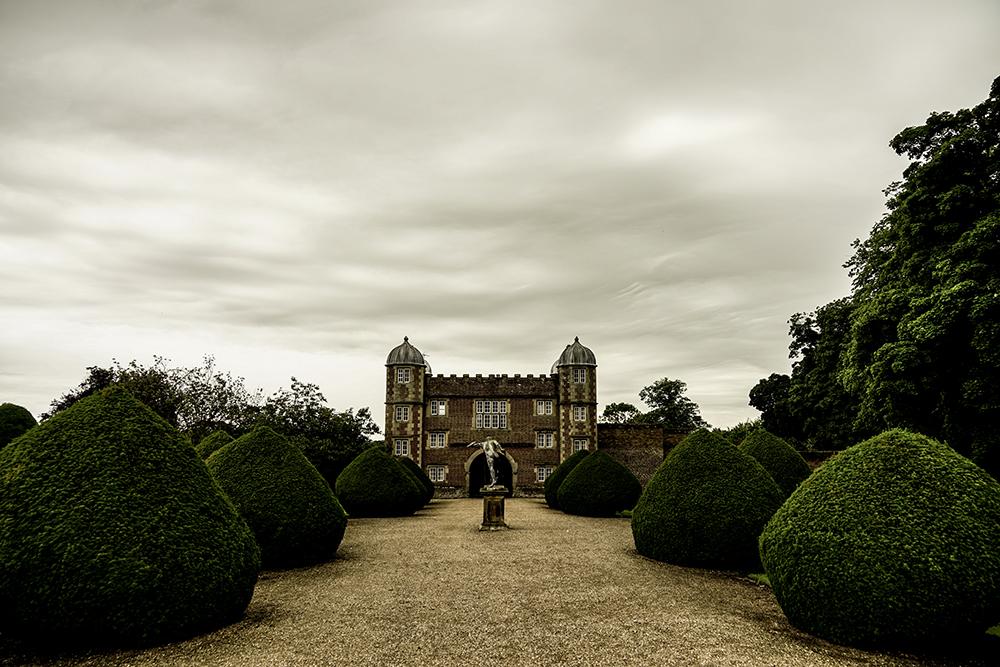 photoblog image The gardens and grounds at Burton Agnes