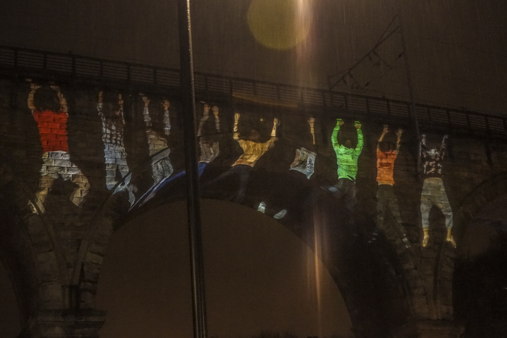 photoblog image highlights of this year's Lumiere at Durham