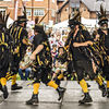Morris men at Warwick Folk Fest