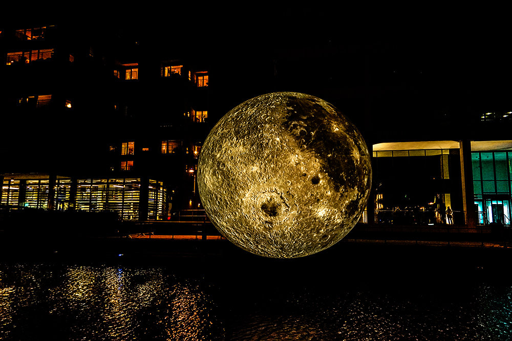 photoblog image Leeds Light Night